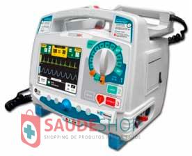 Cardioversor Bifásico CardioMax com Oximetria - Instramed