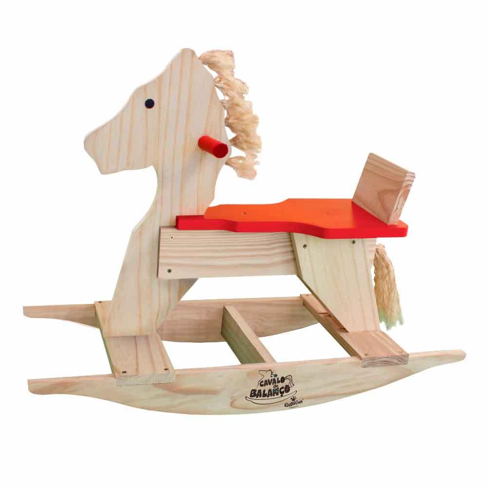 Cavalo de Balanço - Ref.1415 - Ciabrink