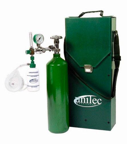 Conjunto de Oxigenação Portátil UM110- Unitec