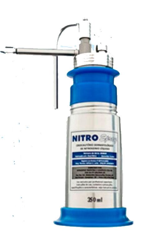 Criocautério Ginecológico de Nitrogênio Liquido 350ml - Nitrospray (Sem Carga)