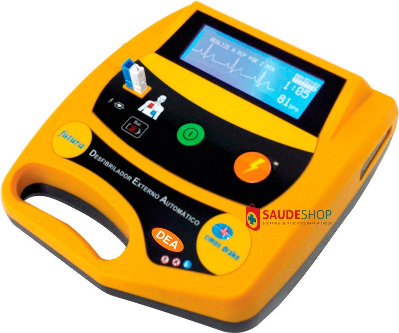Desfibrilador Externo Automático (DEA) Life 400 Futura- CMOS Drake