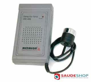 Detector Fetal Portátil - Mod. DM 406B - MedMega