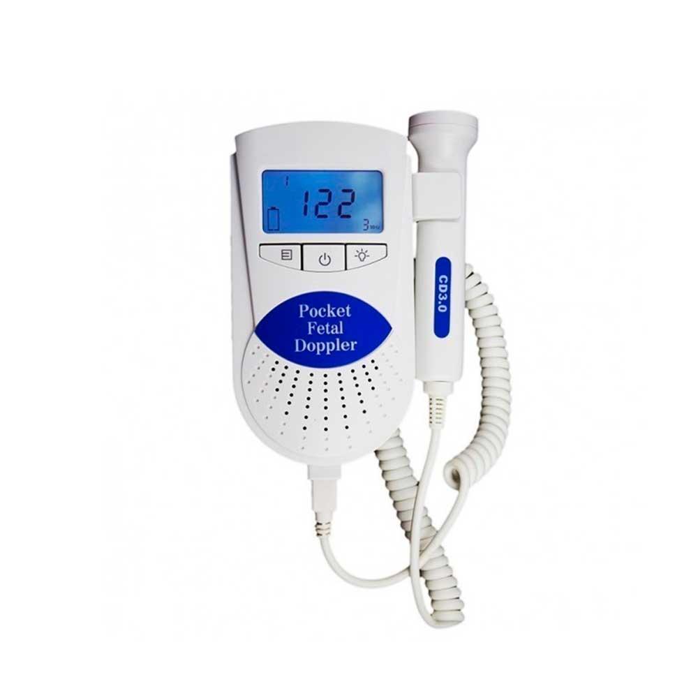 Doppler Fetal Portátil Digital Sonoline B