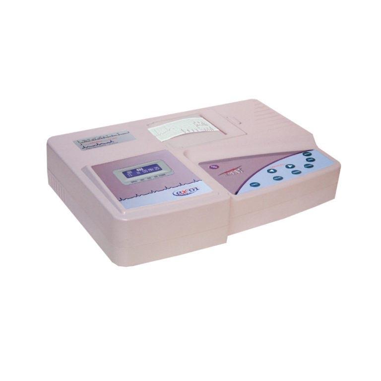 Eletrocardiógrafo EX-01 - Emai