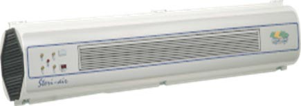Esterilizador de Ar Ambiente STERI-AIR de Parede Horizontal - Odontobrás
