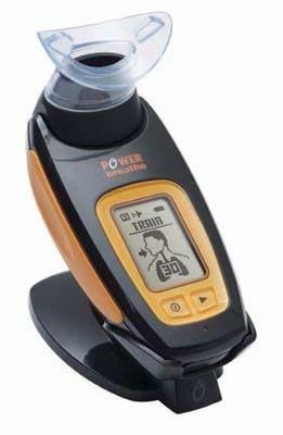 Exercitador e Incentivador Respiratório Powerbreathe K5