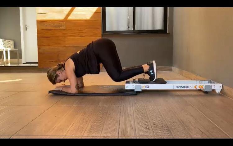 Exercitador para Fortalecimento e Reabilitação Muscular ORTHO LEG Fit
