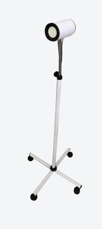 Foco Auxiliar para Exames Clínicos e Ginecológico com Espelho Mod.MD100 - GG