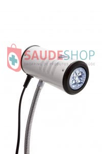 Foco Auxiliar para Exames Clínicos e Ginecológico sem Espelho iluminação em LED - Mod. 500L - Medicate
