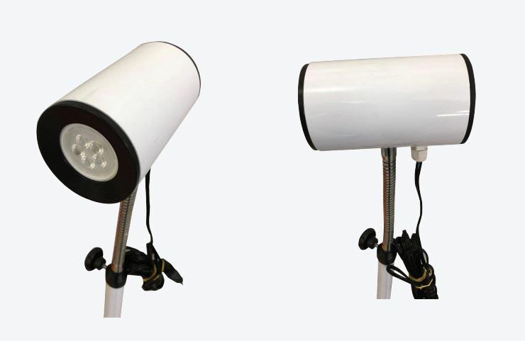 Foco Auxiliar para Exames Clínicos e Ginecológico sem Espelho Mod.MD100 - GG