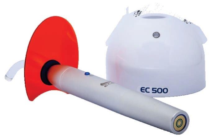 Fotopolimerizador Mod. EC500 Led - Ecel