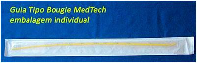 Guia Tipo BOUGIE para Intubação Traqueal Bougie MT