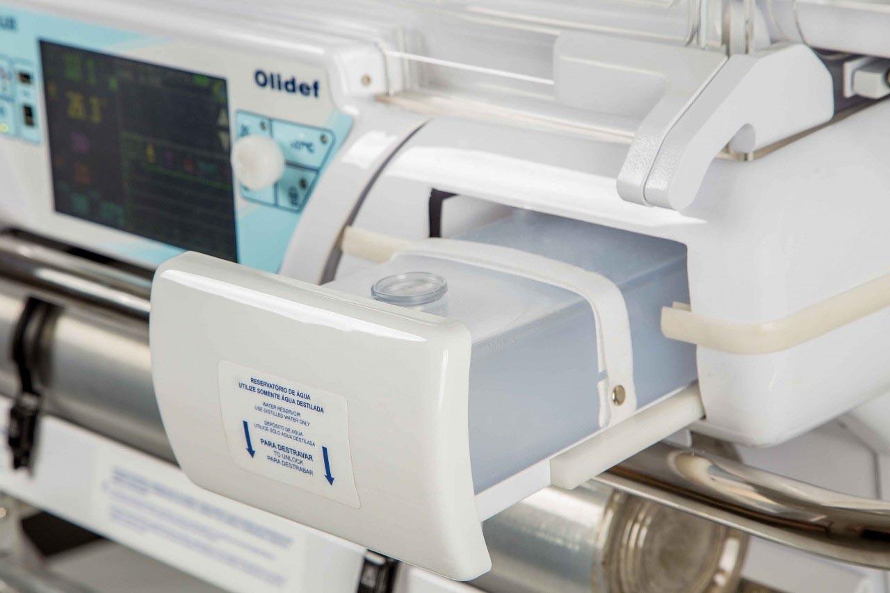 Incubadora De Transporte - Modelo Rwt Plus – OLIDEF