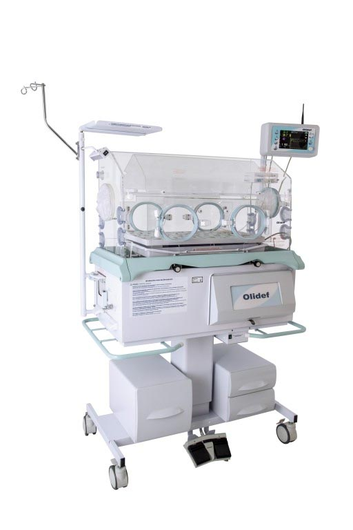 Incubadora para Recém Nascido Modelo Line 4 -  Olidef