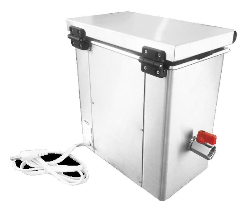 Lavadora Ultrassônica 3 Litros Inox – Biotron