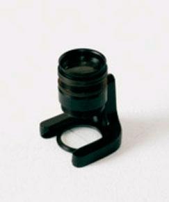 Lupa Datiloscópica para Impressão Digital DAT 4x - Intex