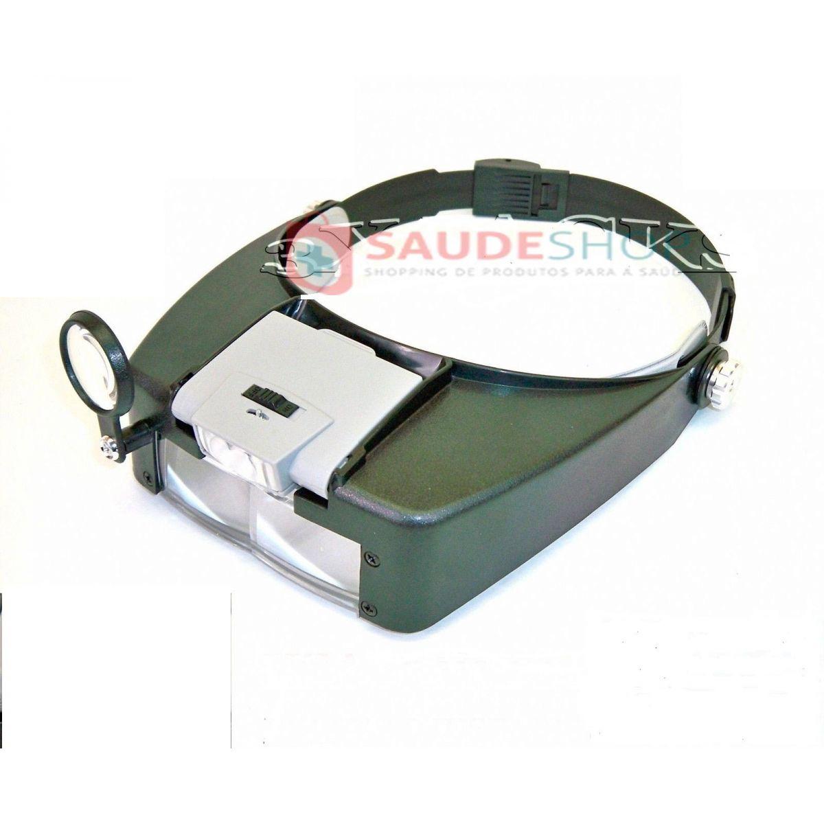 Lupa de Pala / Cabeça - Mod. MG-81007A - Eure
