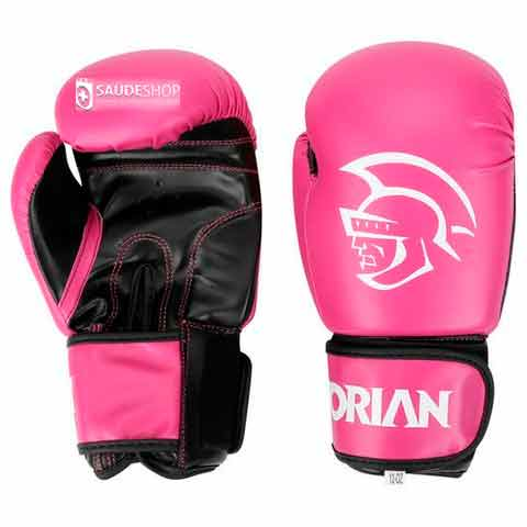 Luva de Boxe/Muay Thai Pretorian Trainnig 12 Oz