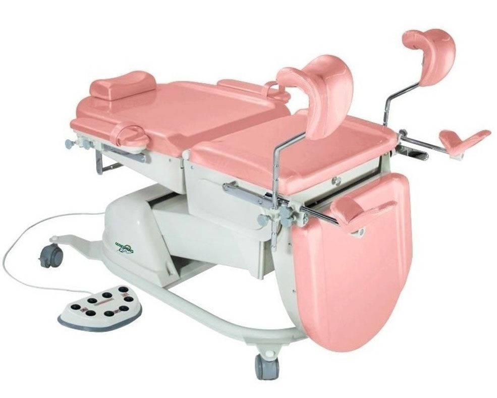 Mesa / Cadeira Ginecológica Mod. RT2000 - LANZA MEDICAL