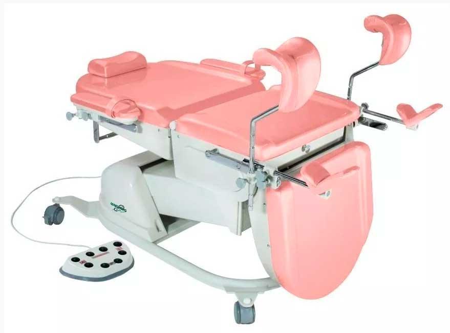 Mesa/Cadeira Ginecológica -  modelo RT2000 - Lanza Medical