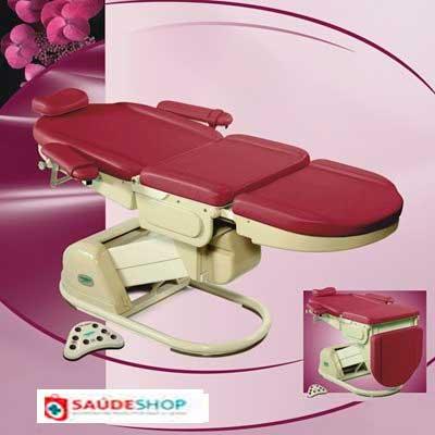 Mesa / Cadeira para Exames - Modelo RT5000 - Odontomedics