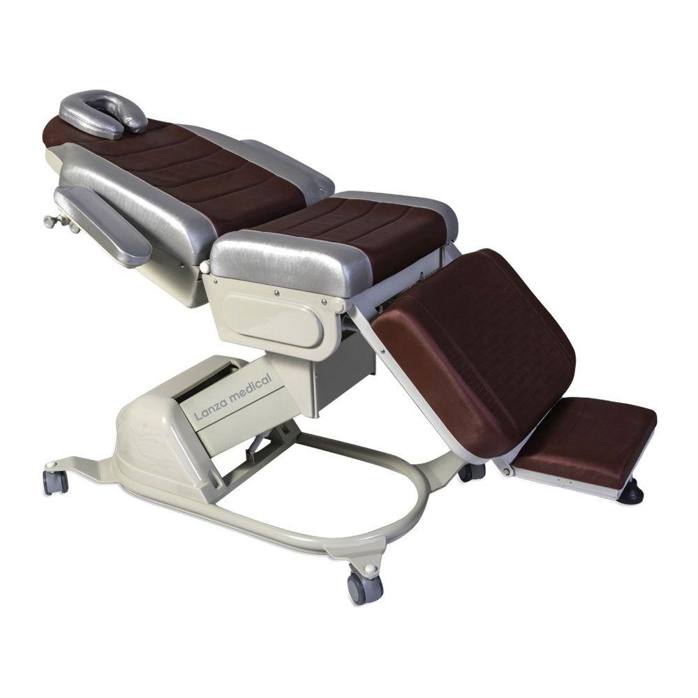 Mesa / Cadeira para Procedimentos - Mod RT5000 ESTETIC- Lanza Medical