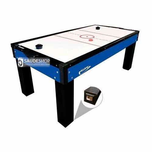 Mesa de Aero Hockey Azul - Ref. 1045 - KLOPF