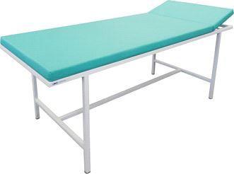 Mesa de Exames Clínicos Leito Estofado - Especial para Obesos 230 Kg – Mod. BKME 001-001 - BK