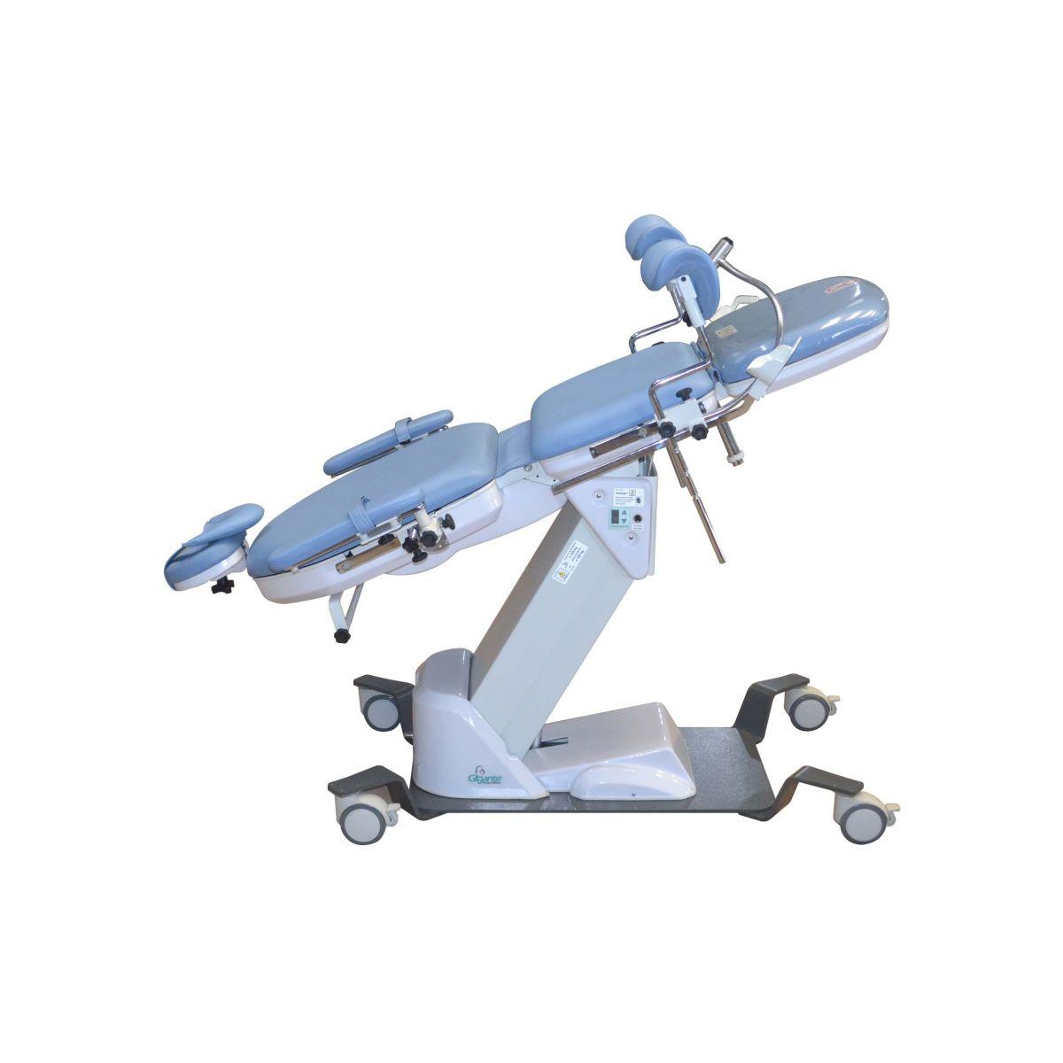 Mesa / Cadeira para Exames Ginecológicos – Mod. CE-9000G - Gigante