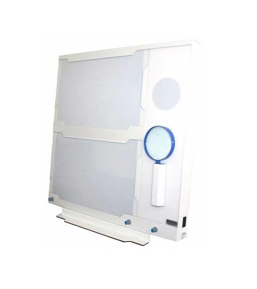 Negatoscópio Mamográfico 04 filmes Led Premium - Cód: PFNEMAM04LEDPBR - KNX