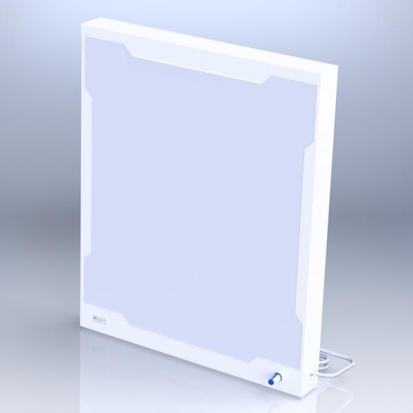 Negatoscópio para Radiologia de 01 corpo Led Premium - PFNERAD01LEDPBR - KNX