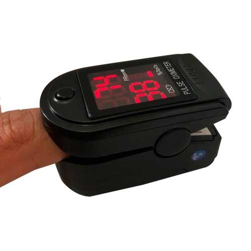 Oxímetro de dedo Mod.50 DL – Contec