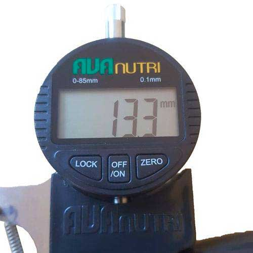 Adipômetro / Plicômetro Científico Digital AVANUTRI