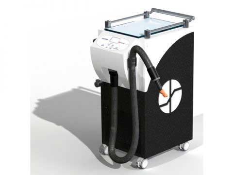 Resfriador de Pele – Iceveins – Modelo IV-300  - Martec