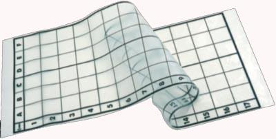 Simetrógrafo Portátil de Parede Mod. 6505  Carci