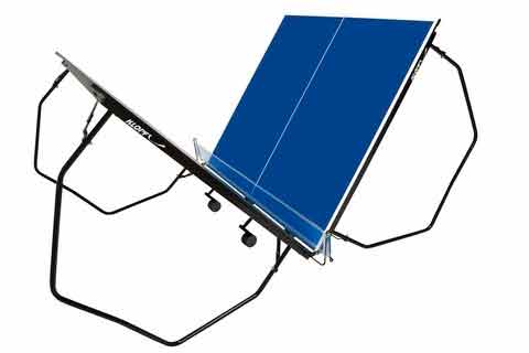 Tênis de Mesa - Ping-Pong MDP 15 mm c/ rodízios  - Ref.1007 - KLOPF  - com Acessórios
