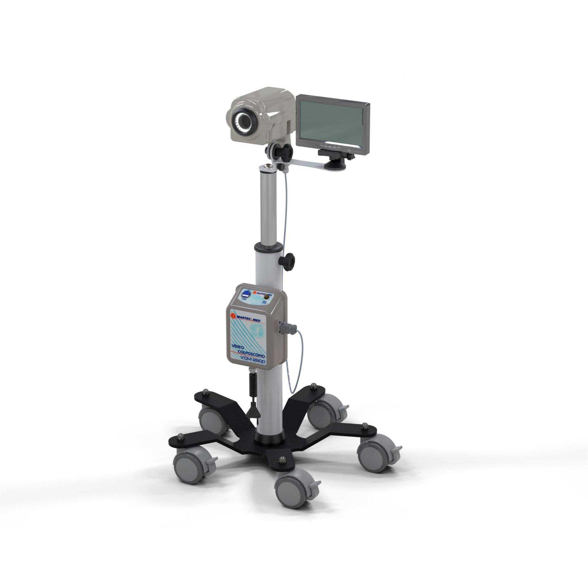 Videocolposcópio (acompanha monitor 7') – Modelo  VCM2200 – Martec