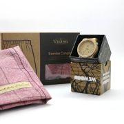 Kit Relógio de Madeira Wewood + Samba Canção Viking