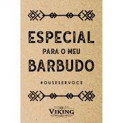 Cartão de Presente - Especial Para o Meu Barbudo - Viking