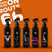 Combo Route spray - Aromatizador Spray - Route 66