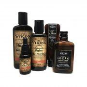 Kit de Barba - Cuidado Diário - Terra - Viking
