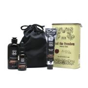 Kit de Barba na Lata - Feel The Freedom - Route 66 | Viking Brand