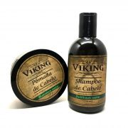 Kit para Cabelo - Green Action - Viking