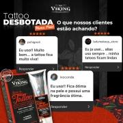 Kit Tattoo - Hidratação Diária (05 un. Balm de Tattoo - Viking - 60 mL)