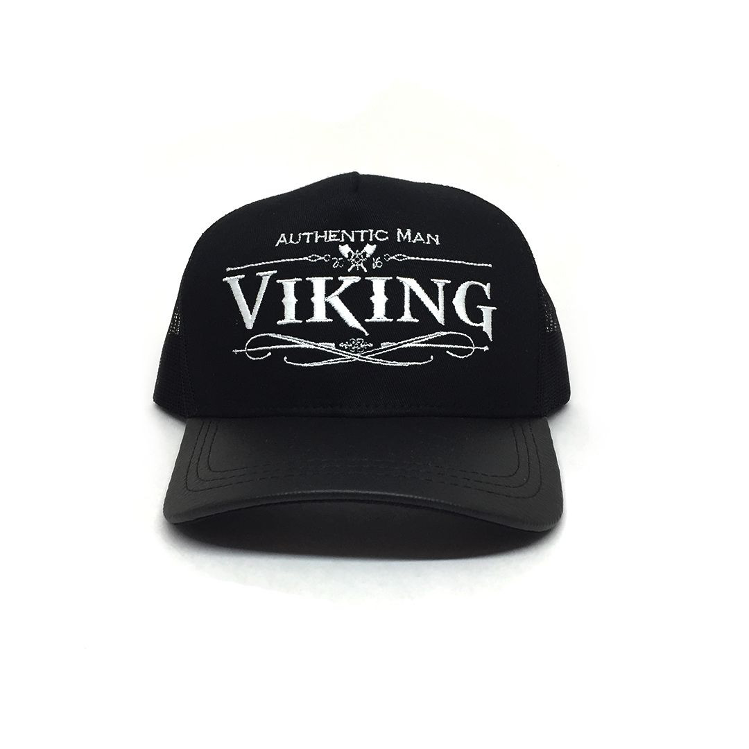 Boné Trucker Black Urban - Viking  - Viking