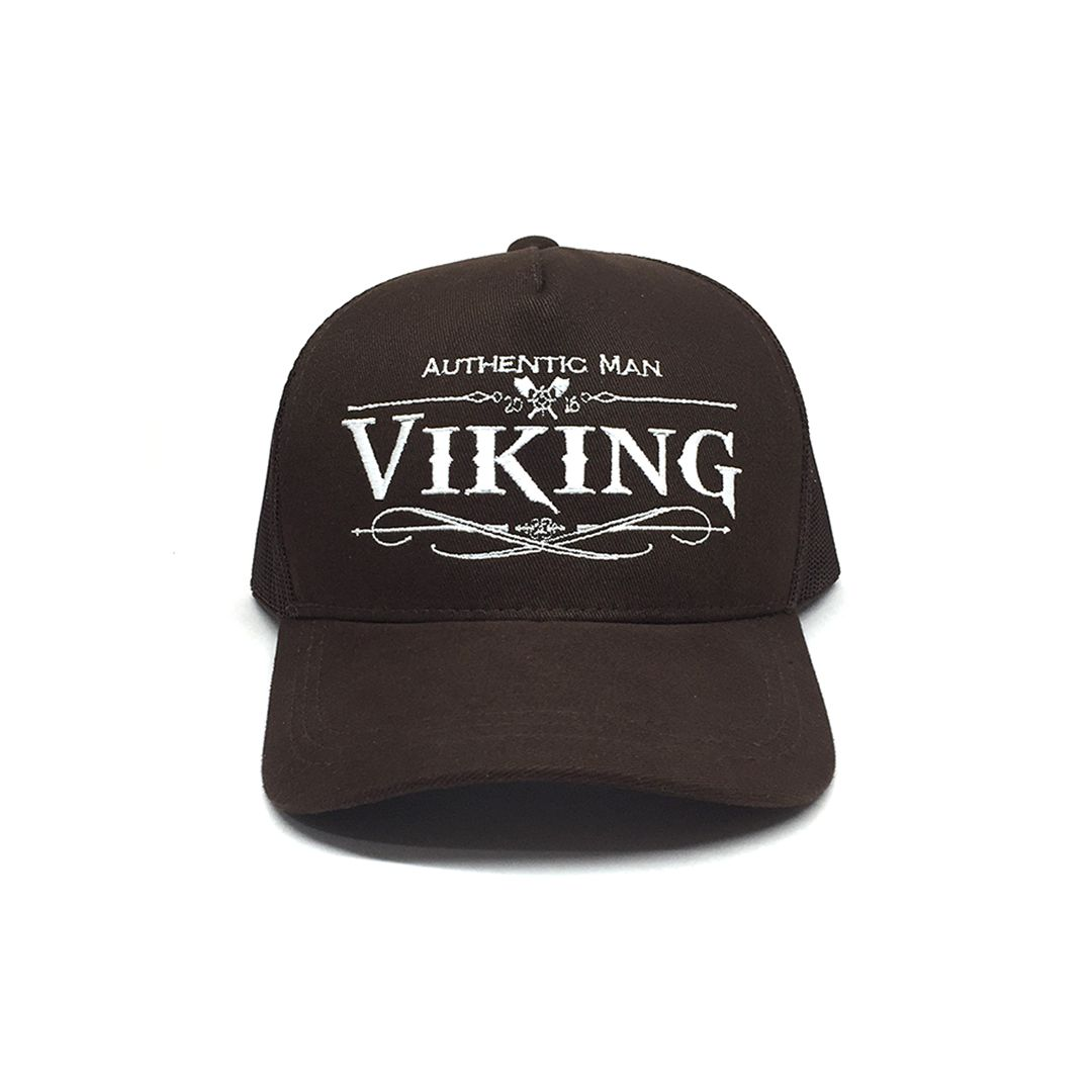 Boné Trucker - Coffee Adventure - Viking  - Viking