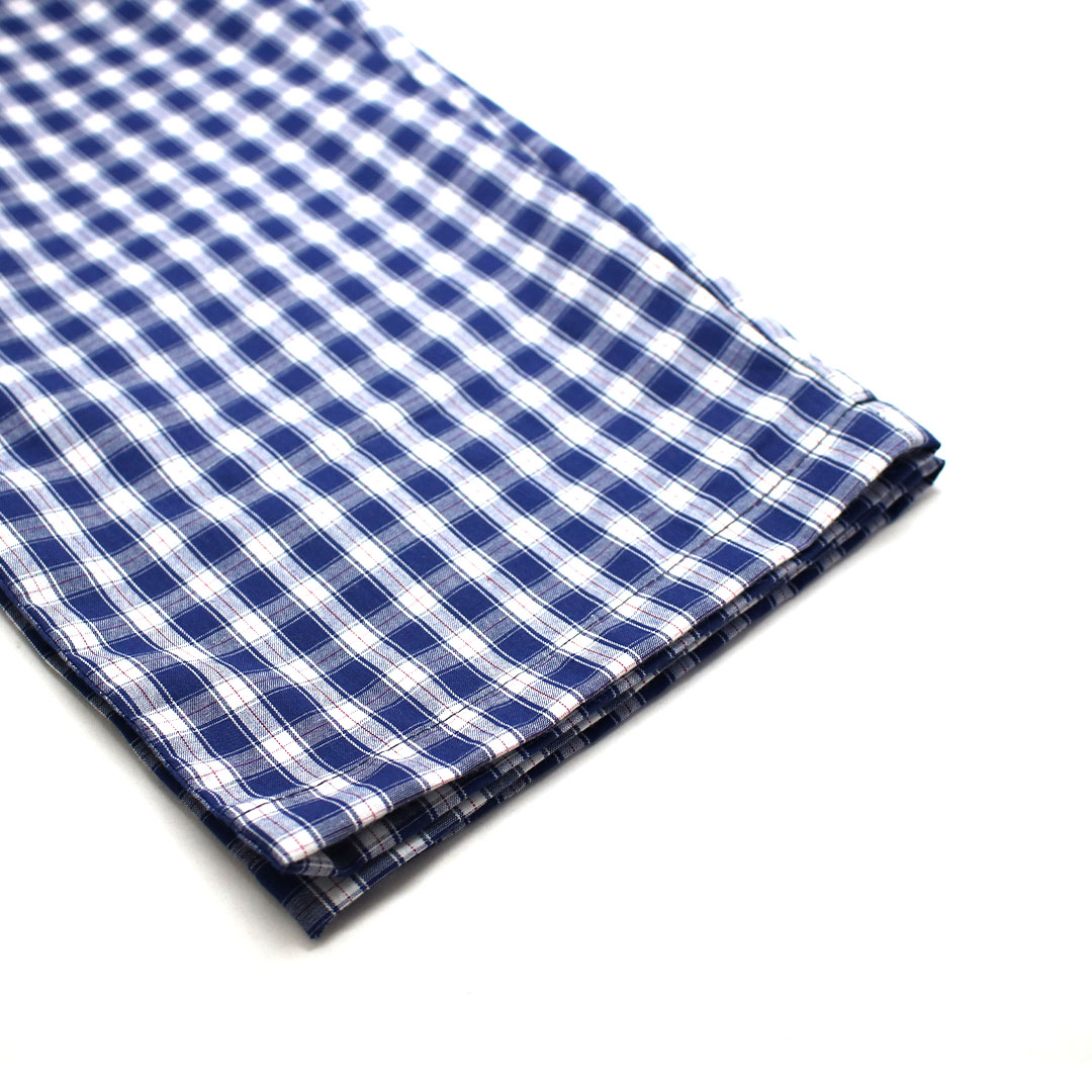 Calça de Pijama Viking - Azul - Casal  - Viking