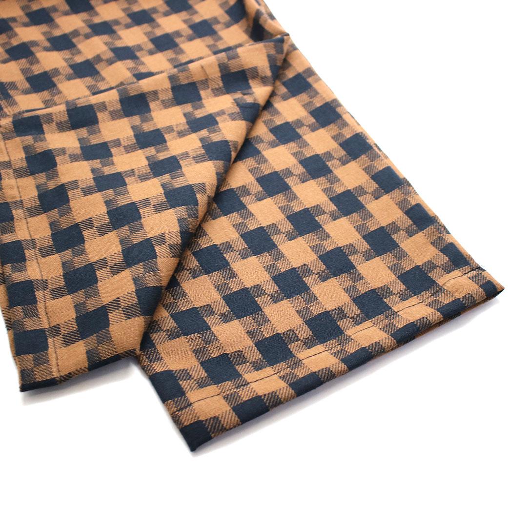 Calça de Pijama Viking - Marrom - Casal  - Viking