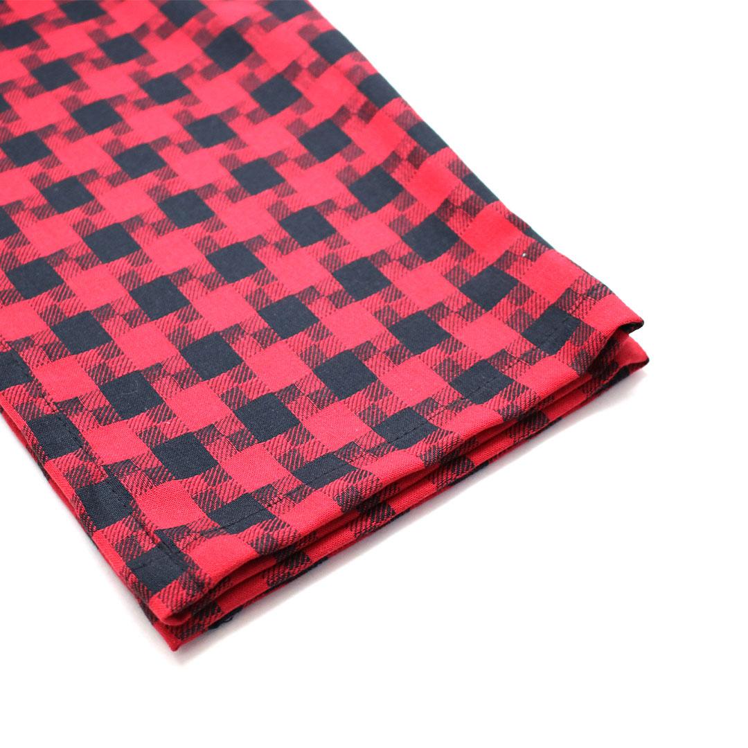 Calça de Pijama Viking - Vermelha - Casal  - Viking