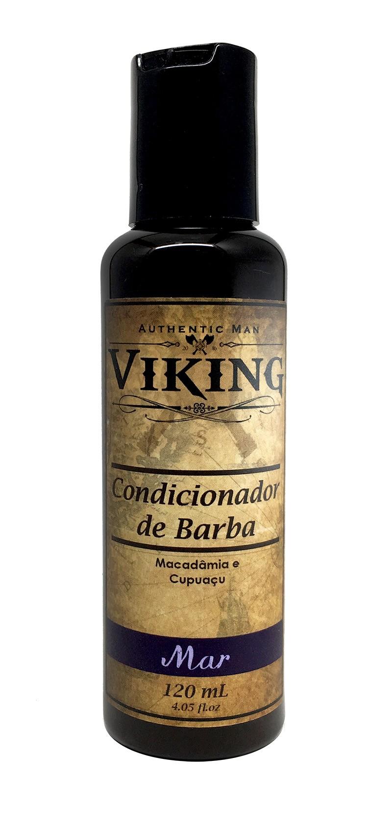 Condicionador de Barba - Mar - Viking 120 mL  - Viking